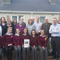 Transition Year Students Tidy Town Comittee Parents and Tony Keneally.jpg