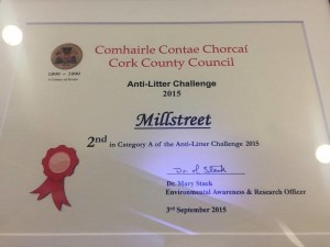Anti Litter Comp Certificate